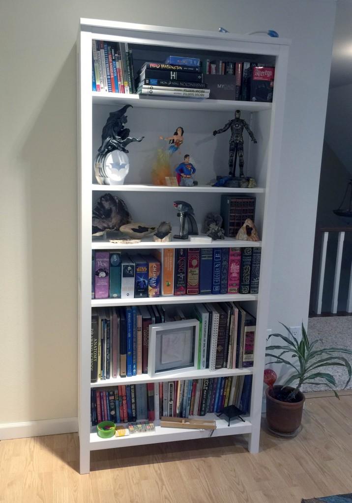 Hemnes Bookcase2