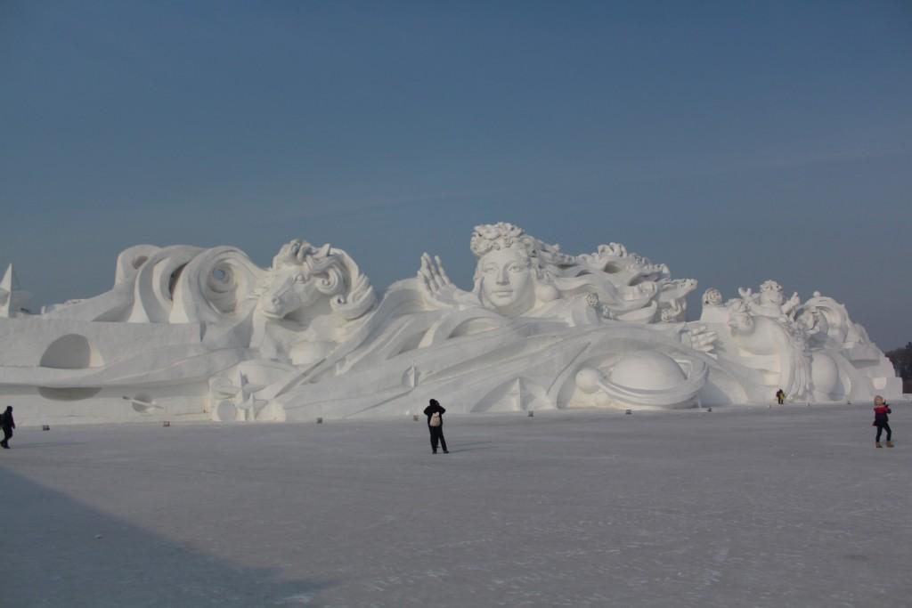 snowsculpt