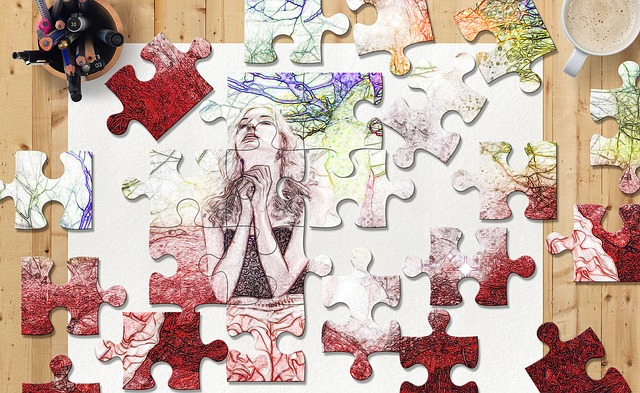 puzzle-girl